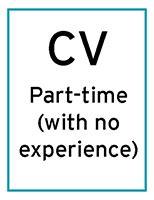 Part time job resume samples